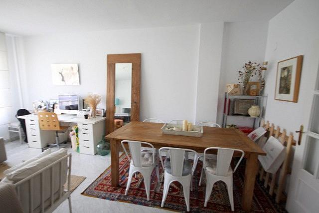 Comedor - Piso en alquiler en calle Santo Domingo de la Calzada, Nervión en Sevilla - 203505357