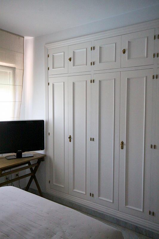 Dormitorio - Piso en alquiler en calle Santo Domingo de la Calzada, Nervión en Sevilla - 203505363