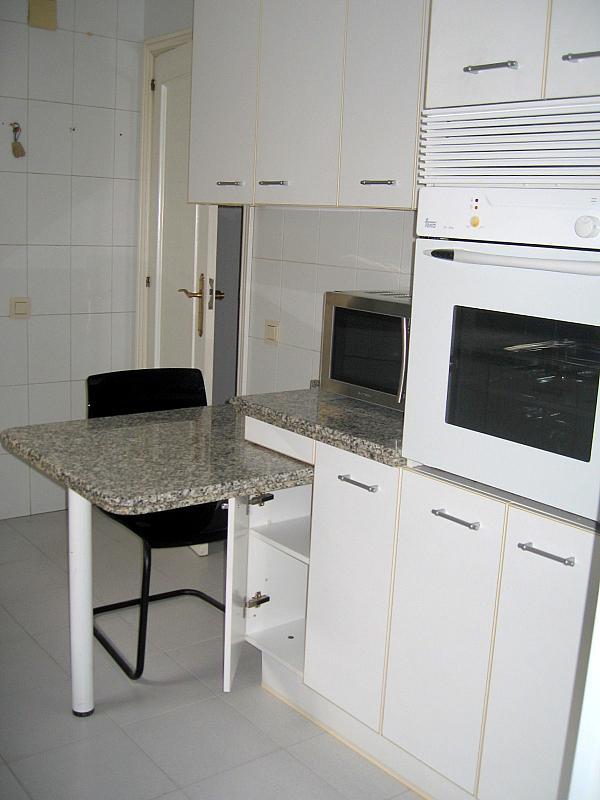 Cocina - Piso en alquiler en calle Santo Domingo de la Calzada, Nervión en Sevilla - 203505364