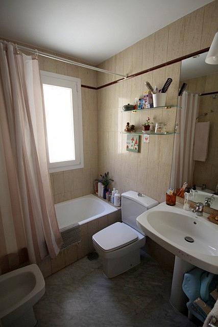 Baño - Piso en alquiler en calle Santo Domingo de la Calzada, Nervión en Sevilla - 203505387