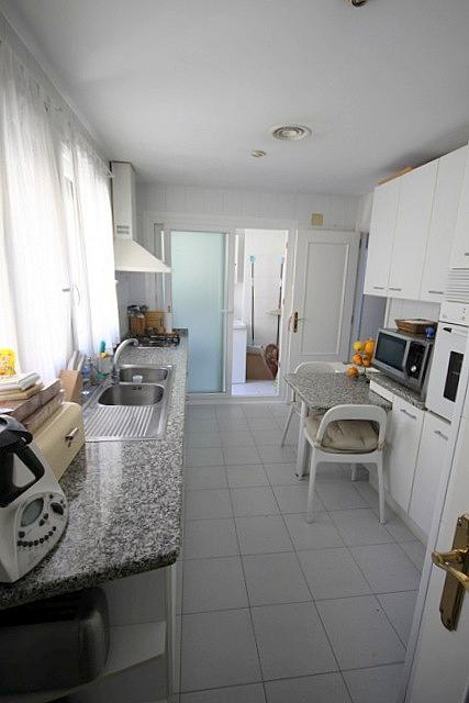 Cocina - Piso en alquiler en calle Santo Domingo de la Calzada, Nervión en Sevilla - 203505390
