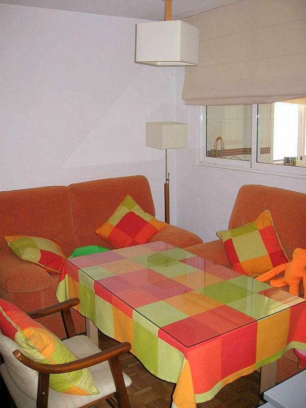 Comedor - Piso en alquiler en calle Alcalde Isacio Contreras, Casco Antiguo en Sevilla - 203782365