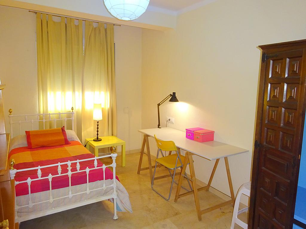 Dormitorio - Piso en alquiler en calle Cardenal Lluch, Nervión en Sevilla - 203946850