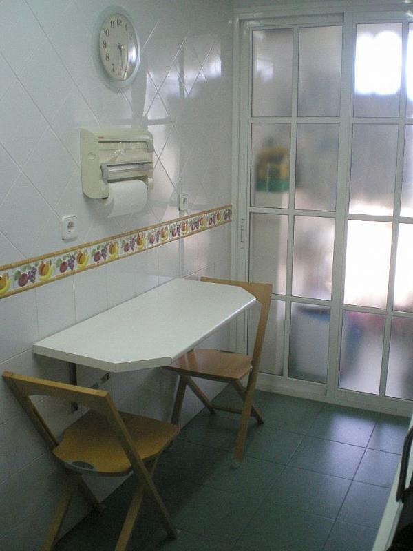 Cocina - Piso en alquiler en calle Alcalde Juan Fernandez, Ciudad Jardín en Sevilla - 204218476