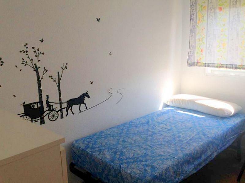Dormitorio - Piso en alquiler en calle Alcalde Juan Fernandez, Ciudad Jardín en Sevilla - 204439449