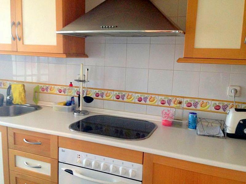 Cocina - Piso en alquiler en calle Alcalde Juan Fernandez, Ciudad Jardín en Sevilla - 204439450