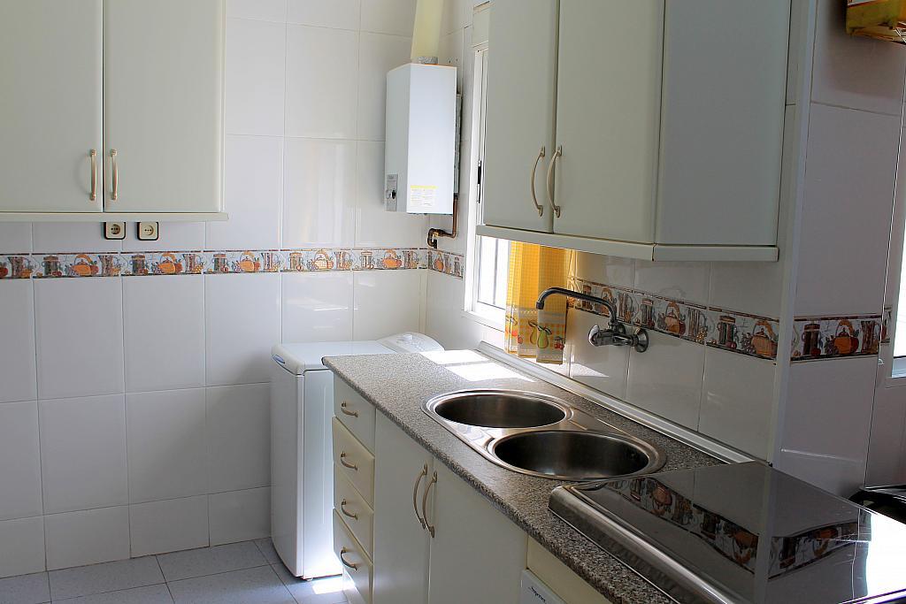 Cocina - Piso en alquiler en calle Pureza, Triana Casco Antiguo en Sevilla - 205493074