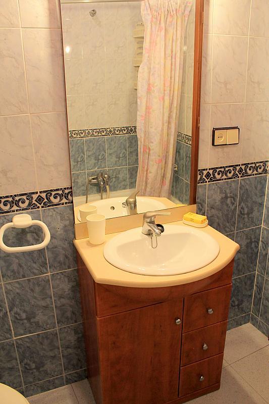 Baño - Piso en alquiler en calle Pureza, Triana Casco Antiguo en Sevilla - 205493214