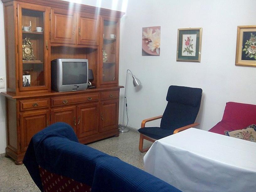 Salón - Piso en alquiler en calle Rastro, San Bernardo en Sevilla - 205704993