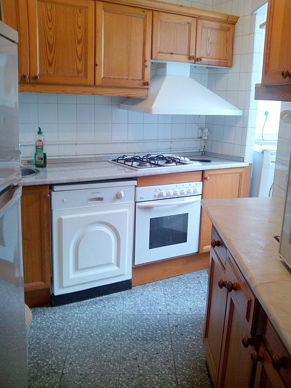Cocina - Piso en alquiler en calle Rastro, San Bernardo en Sevilla - 205705031