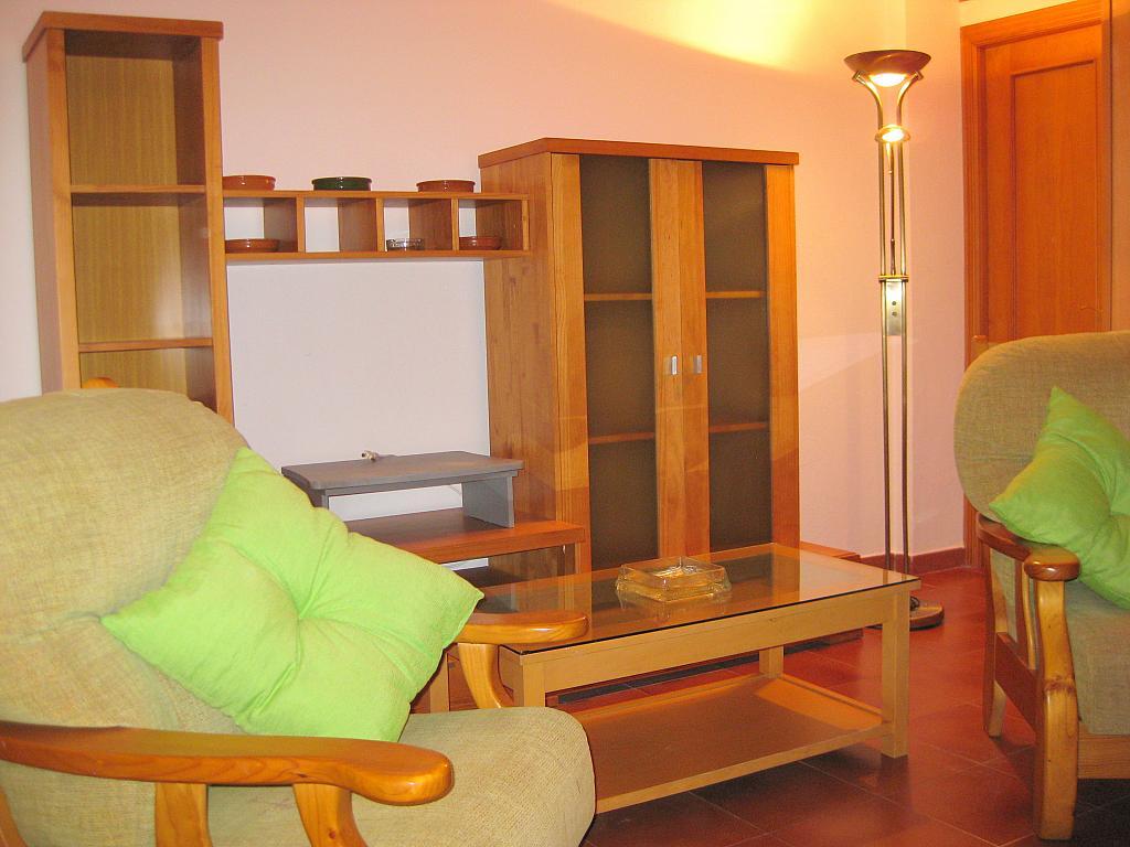 Salón - Piso en alquiler en calle Cardenal Ilundain, El Porvenir en Sevilla - 206284634