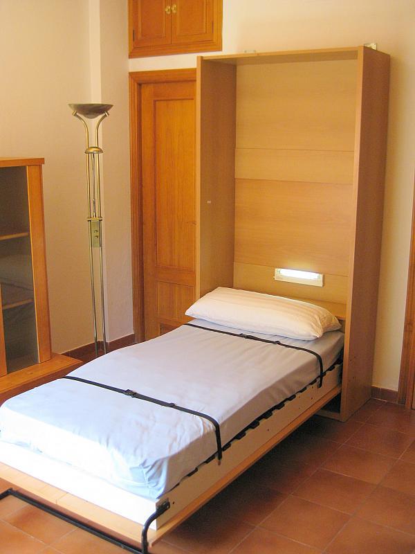 Dormitorio - Piso en alquiler en calle Cardenal Ilundain, El Porvenir en Sevilla - 206284640
