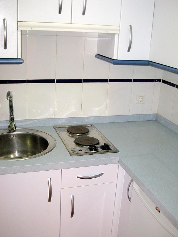 Cocina - Piso en alquiler en calle Cardenal Ilundain, El Porvenir en Sevilla - 206284645