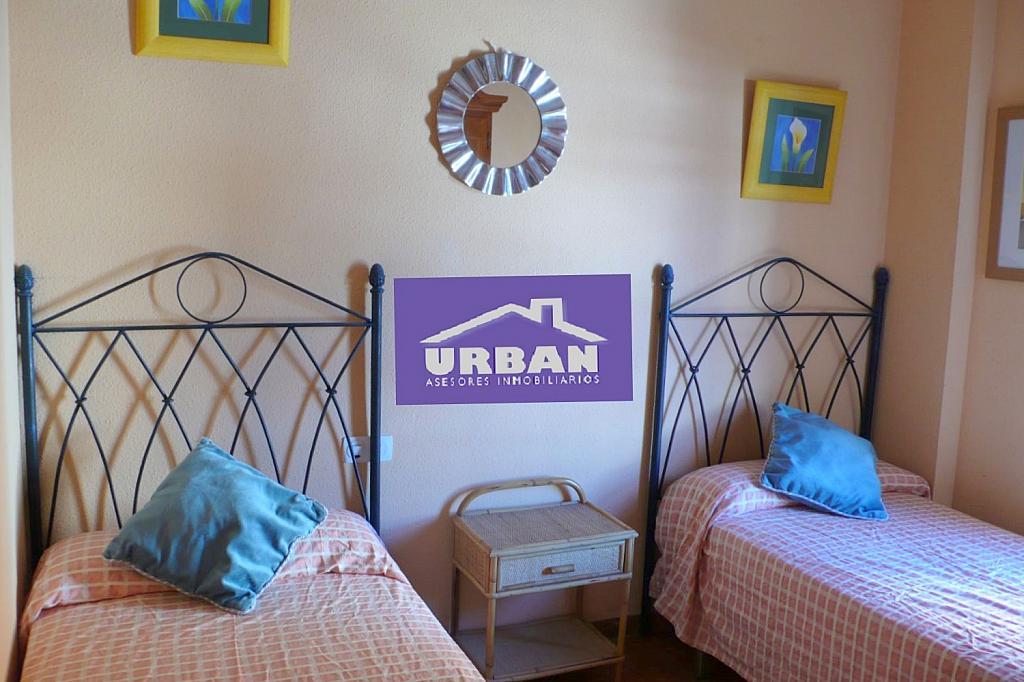 Dormitorio - Piso en alquiler en calle Luis Arenas Ladislao, Nervión en Sevilla - 206287321