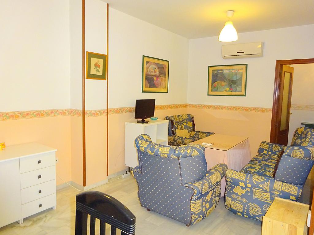 Salón - Piso en alquiler en calle San Bernardo, San Bernardo en Sevilla - 206667324