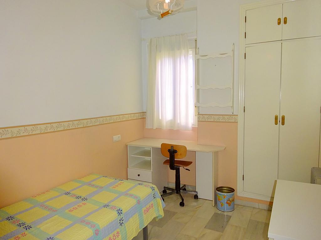 Dormitorio - Piso en alquiler en calle San Bernardo, San Bernardo en Sevilla - 206667435