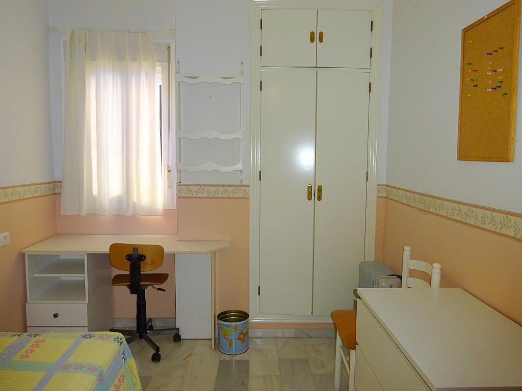 Dormitorio - Piso en alquiler en calle San Bernardo, San Bernardo en Sevilla - 206667481