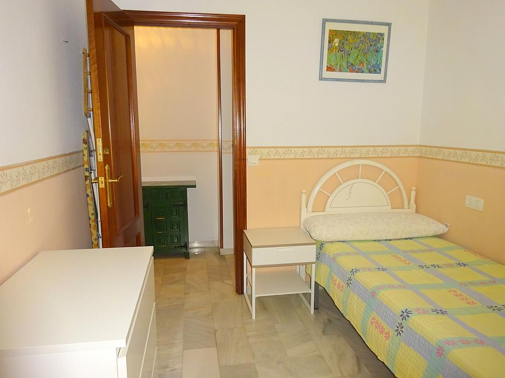 Dormitorio - Piso en alquiler en calle San Bernardo, San Bernardo en Sevilla - 206667500