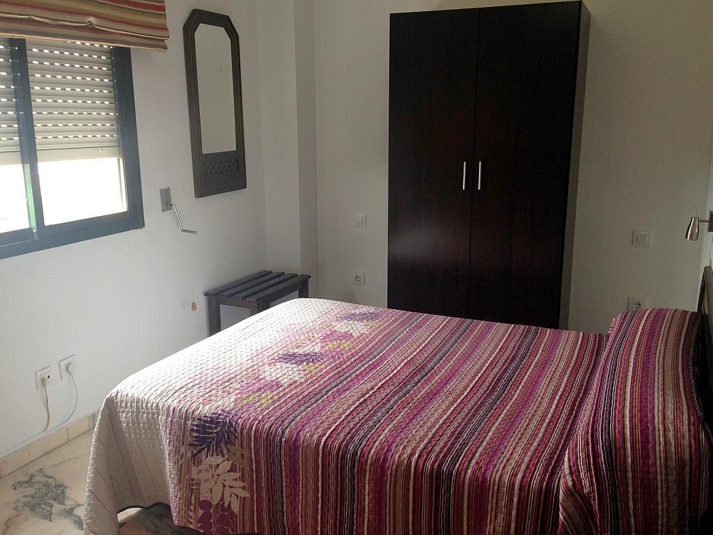Dormitorio - Estudio en alquiler en calle Alcalde Luis Uruñuela, Av. Ciencias-Emilio Lemos en Sevilla - 206862038