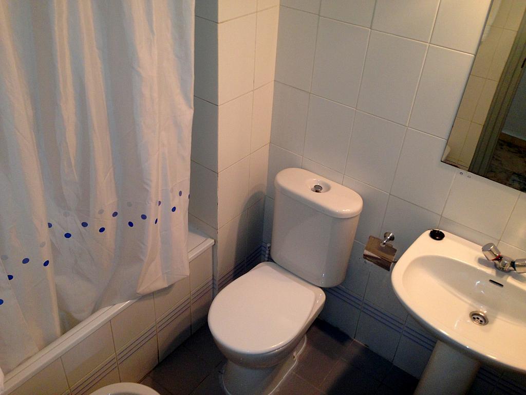 Baño - Estudio en alquiler en calle Alcalde Luis Uruñuela, Av. Ciencias-Emilio Lemos en Sevilla - 206862125