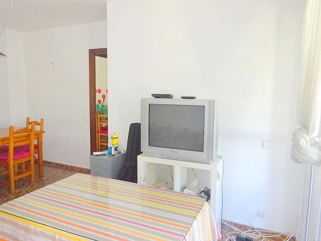 Comedor - Piso en alquiler en calle Claudio Guerín, Nervión en Sevilla - 206904342
