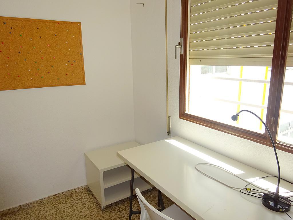 Dormitorio - Piso en alquiler en calle Claudio Guerín, Nervión en Sevilla - 206904387