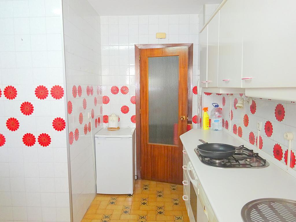 Cocina - Piso en alquiler en calle Claudio Guerín, Nervión en Sevilla - 206904626