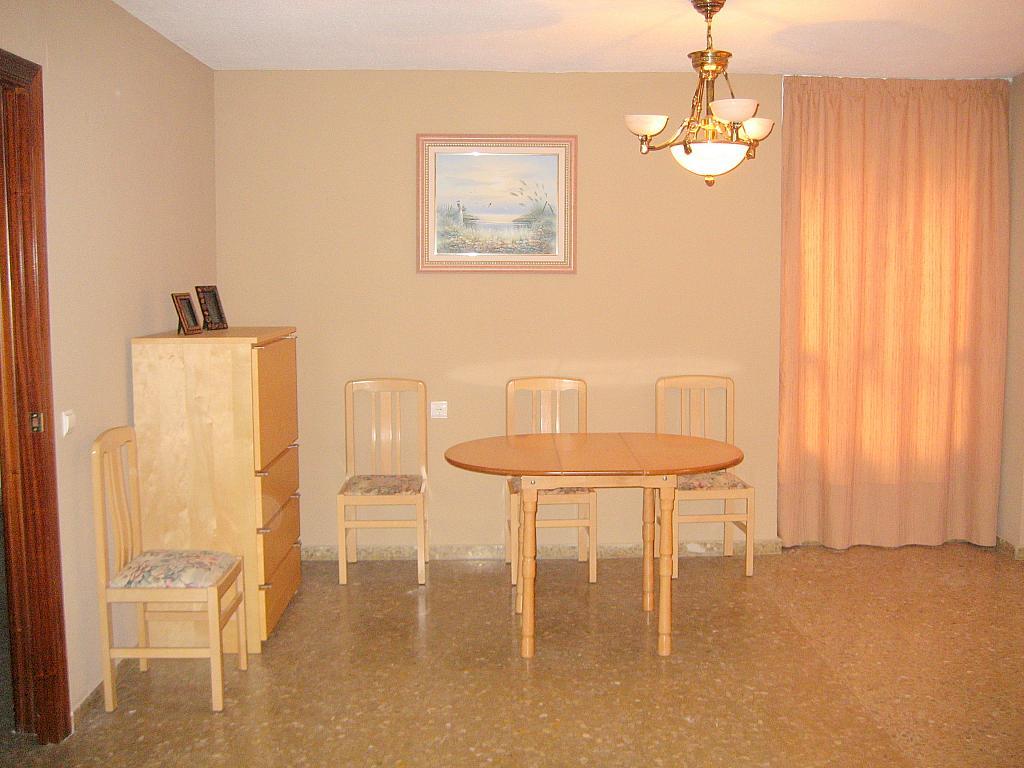 Salón - Piso en alquiler en calle Alcalde Luis Urñuela, Entrepuentes en Sevilla - 213608339
