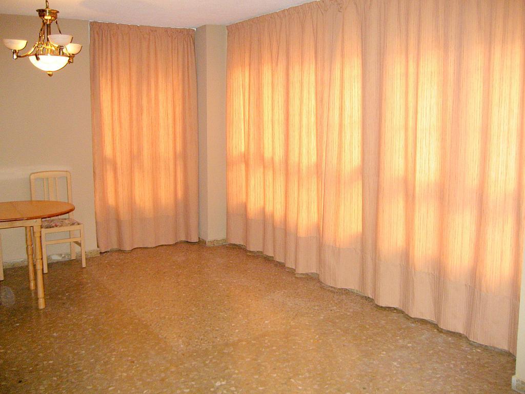 Salón - Piso en alquiler en calle Alcalde Luis Urñuela, Entrepuentes en Sevilla - 213608343