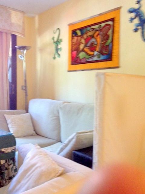 Salón - Piso en alquiler en calle Aeronautica, Av. Ciencias-Emilio Lemos en Sevilla - 213618666