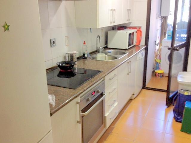 Cocina - Piso en alquiler en calle Aeronautica, Av. Ciencias-Emilio Lemos en Sevilla - 213618676