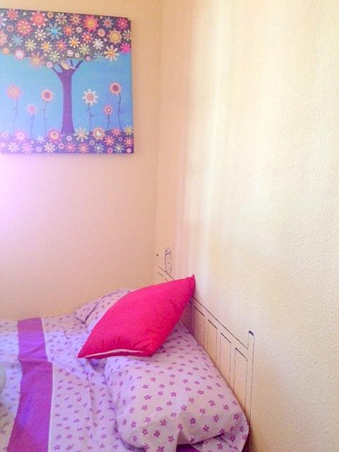 Dormitorio - Piso en alquiler en calle Aeronautica, Av. Ciencias-Emilio Lemos en Sevilla - 213618781