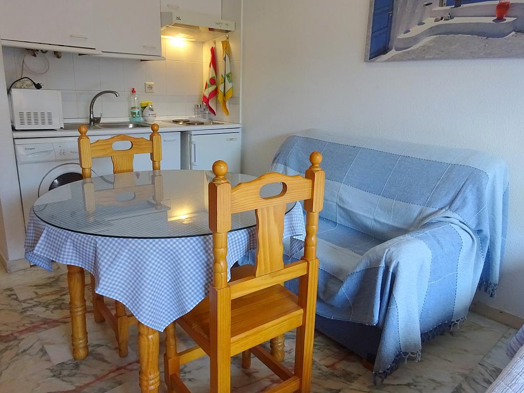 Estudio en alquiler en calle Alcalde Luis Uruñuela, Entrepuentes en Sevilla - 215387951