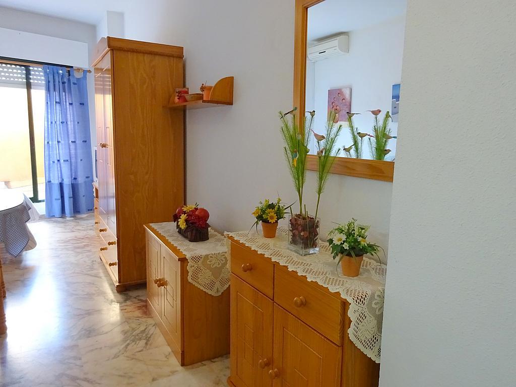 Estudio en alquiler en calle Alcalde Luis Uruñuela, Entrepuentes en Sevilla - 215388040