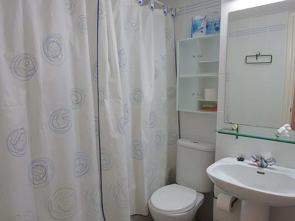 Estudio en alquiler en calle Alcalde Luis Uruñuela, Entrepuentes en Sevilla - 215388047