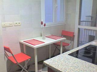 Cocina - Piso en alquiler en calle Ciencias, Av. Ciencias-Emilio Lemos en Sevilla - 216686856