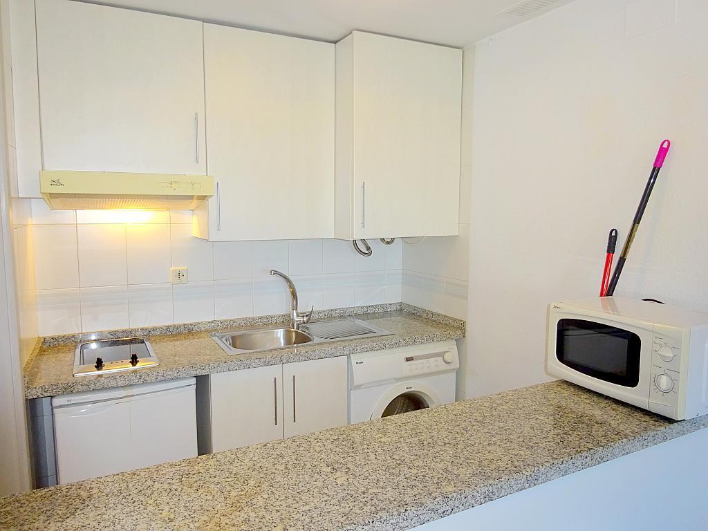 Cocina - Apartamento en alquiler en calle Alcalde Luis Uruñuela, Entrepuentes en Sevilla - 218217651
