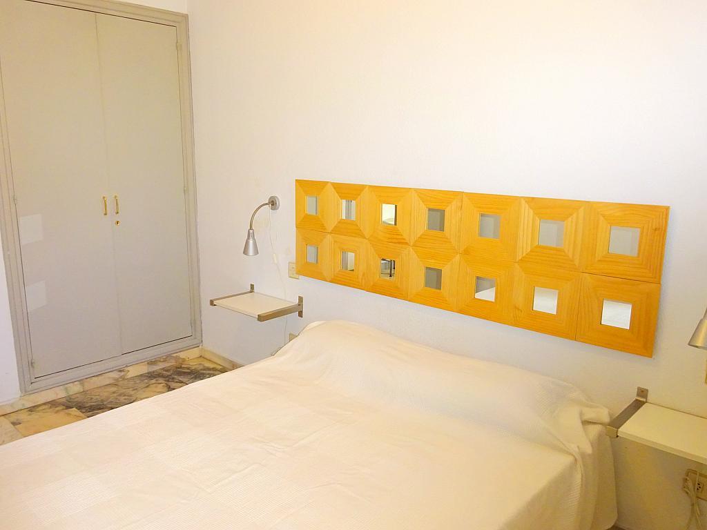 Dormitorio - Apartamento en alquiler en calle Alcalde Luis Uruñuela, Entrepuentes en Sevilla - 218217694