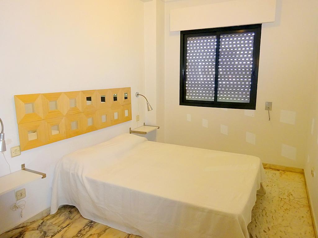 Dormitorio - Apartamento en alquiler en calle Alcalde Luis Uruñuela, Entrepuentes en Sevilla - 218217695