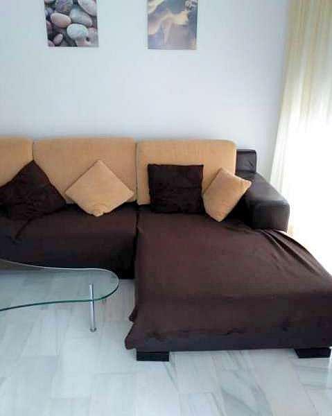 Salón - Apartamento en alquiler en calle Buharia, La Buhaira en Sevilla - 219589975