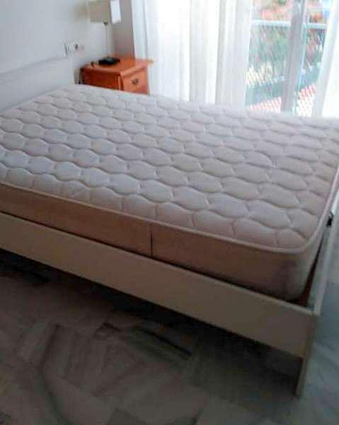 Dormitorio - Apartamento en alquiler en calle Buharia, La Buhaira en Sevilla - 219589976