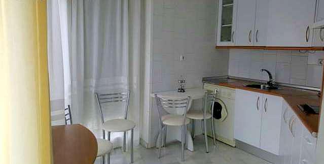 Cocina - Apartamento en alquiler en calle Buharia, La Buhaira en Sevilla - 219589981