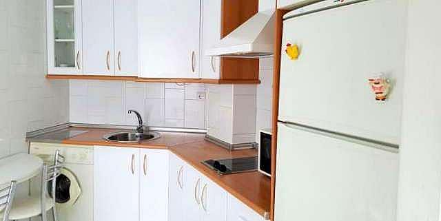 Cocina - Apartamento en alquiler en calle Buharia, La Buhaira en Sevilla - 219589984