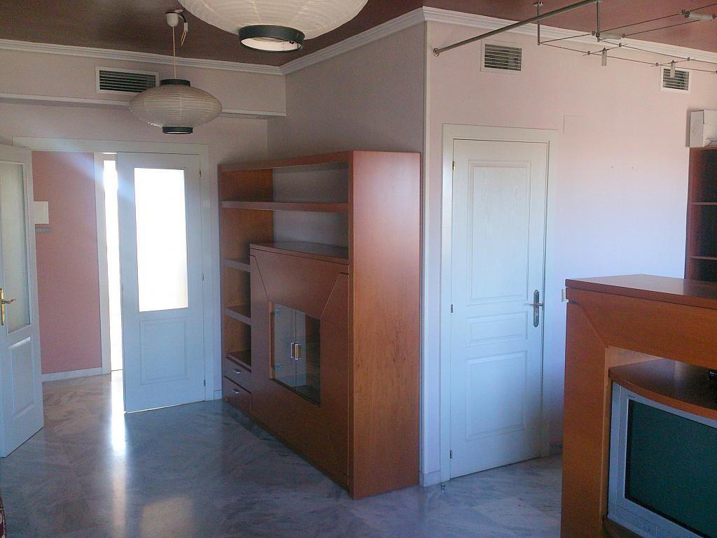 Salón - Piso en alquiler en calle Campos Eliseos, Entrepuentes en Sevilla - 223855165