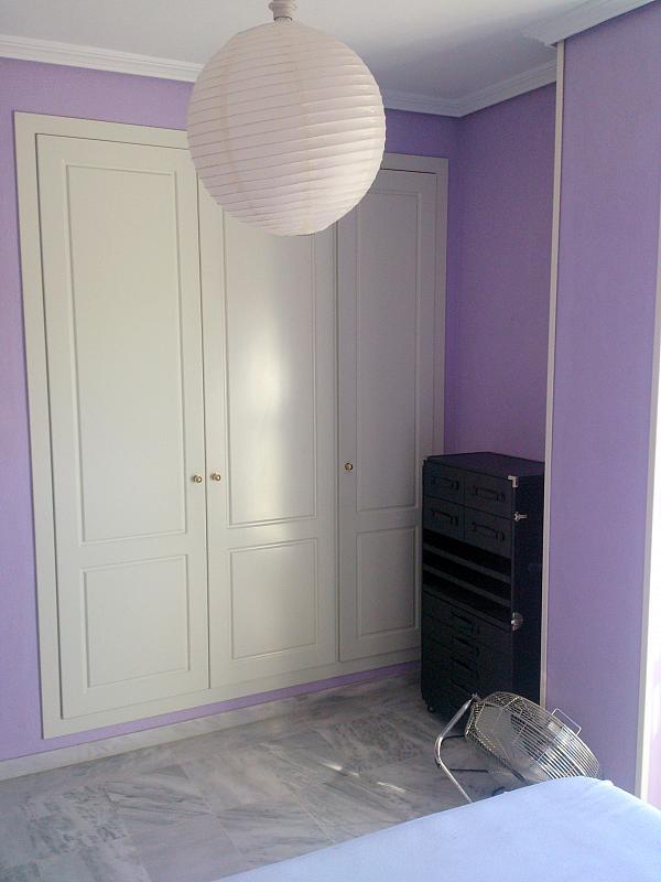 Dormitorio - Piso en alquiler en calle Campos Eliseos, Entrepuentes en Sevilla - 223855187