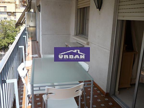 Terraza - Piso en alquiler en calle Luis Montoto, Nervión en Sevilla - 226642422