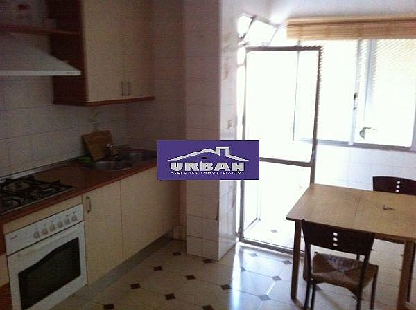 Cocina - Piso en alquiler en calle Luis Montoto, Nervión en Sevilla - 226642429