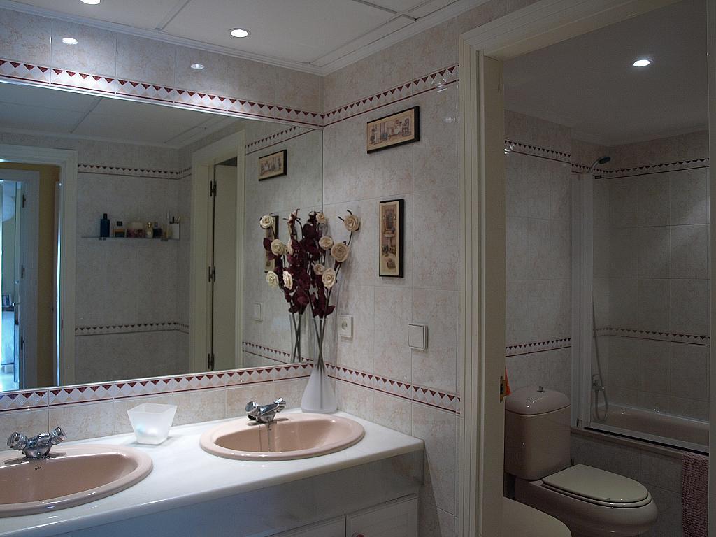 Baño - Piso en alquiler en calle Alcalde Luis Uruñuela, Entrepuentes en Sevilla - 231869110