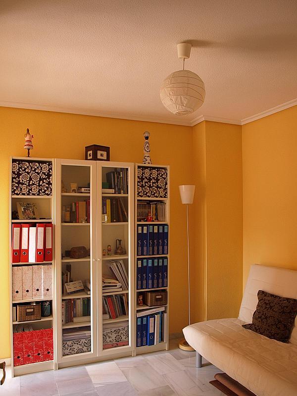 Dormitorio - Piso en alquiler en calle Alcalde Luis Uruñuela, Entrepuentes en Sevilla - 231869122