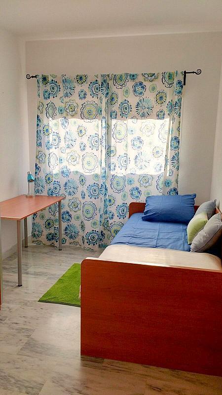 Dormitorio - Piso en alquiler en calle Ciencias, Av. Ciencias-Emilio Lemos en Sevilla - 232173120